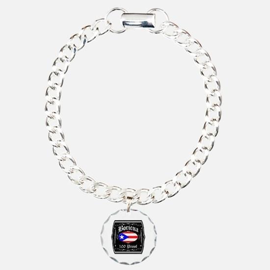 Boricua 100 Proof Bracelet