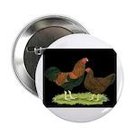 Partridge Chantecler Pair Button