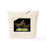 Partridge Chantecler Pair Tote Bag