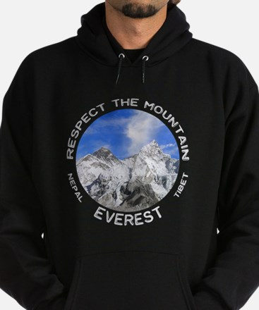 Respect the Mountain-Everest-1 Hoody