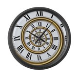 Spiral Giant Clocks