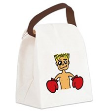Knuckledude Canvas Lunch Bag