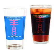 Eethg. Corps. Inc. Drinking Glass
