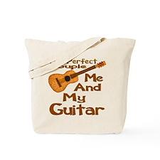 Me And My Guitar Tote Bag