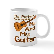 Me And My Guitar Mugs