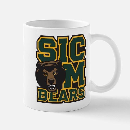 Baylor University Sic 'Em Bears Mug