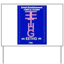 Eethg Corps Inc Yard Sign