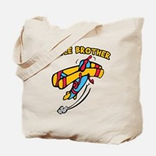 Little Brother Plane Tote Bag