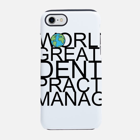 World's Greatest Dental Practice Manager iPhon