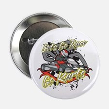 "Lets Go Race Go Karts 2.25"" Button"