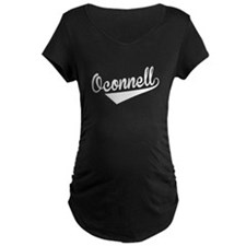 Oconnell, Retro, Maternity T-Shirt