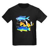 Fish Kids T-shirts (Dark)