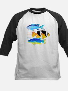 3 Damselfish c Baseball Jersey