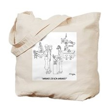 Restaurant Cartoon 0643 Tote Bag