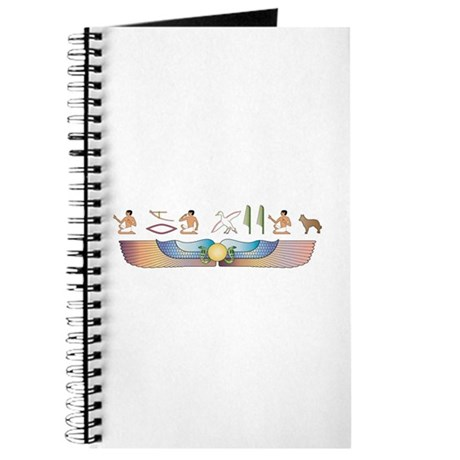 Mudi Hieroglyphs Journal