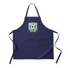 Brazil Soccer Apron (dark)