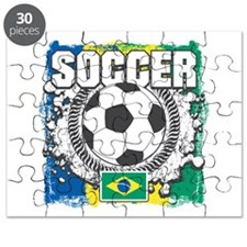 Brazil Soccer Puzzle