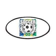 Brazil Soccer Patches