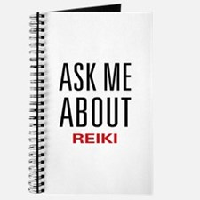 Ask Me About Reiki Journal