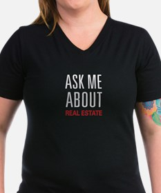 Ask Me Real Estate Shirt