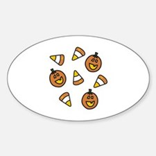 Halloween Candy Decal
