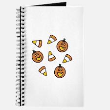 Halloween Candy Journal