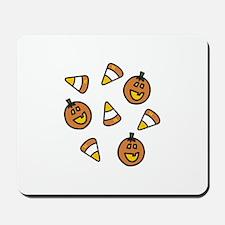 Halloween Candy Mousepad