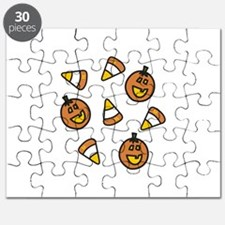 Halloween Candy Puzzle