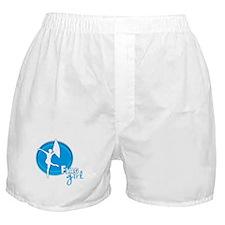 Flag Girl Boxer Shorts