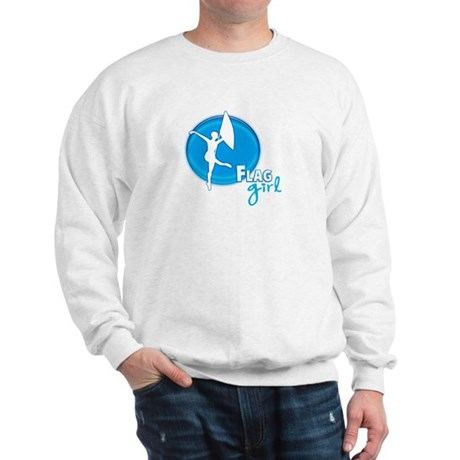 Flag Girl Sweatshirt