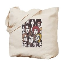 rock n roll 60s Tote Bag