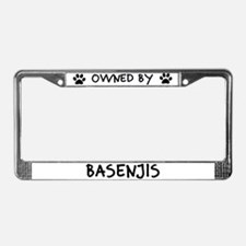Owned by Basnejis License Plate Frame