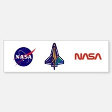 STS 107 Car Car Sticker