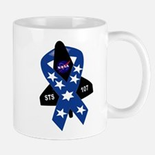 Sts 107 Commemorative Mugs