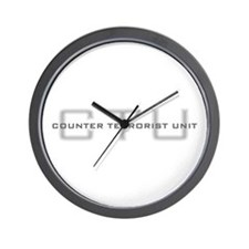 CTU Wall Clock