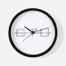 CTU Wall Clock