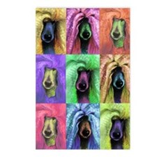 Pop Art Poodle Postcards (Package of 8)