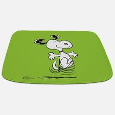Dancing Dog Bathmat