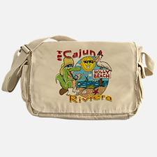 Cajun Paradise Messenger Bag