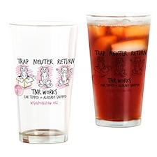 Cute Neutered Drinking Glass