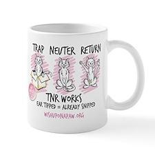 Tnr 3 Cat Mug Mugs