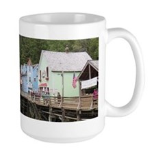 Creek Street in Ketchikan Mugs