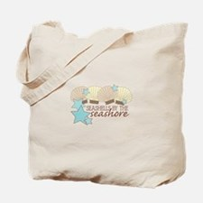 Seashells By The Seashore Tote Bag
