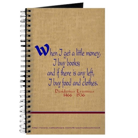 I Buy Books Journal