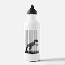 Raptor Silhouette Water Bottle