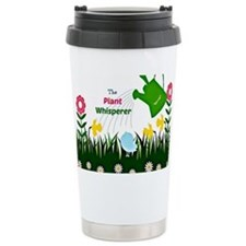 The Plant Whisperer...G Travel Mug