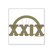 XXIX 29er Sticker