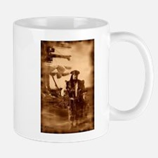 Pirate Plunder Mug Mugs