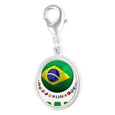 Brazil Soccer 2014 Charms
