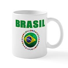 Brasil Futebol 2014 Mugs